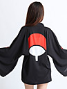 Inspired by Naruto Cookie Anime Anime Cosplay Costumes Cosplay Tops / Bottoms Anime Long Sleeve Cloak For Unisex