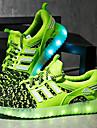 Αγορίστικα Παπούτσια Ύφασμα Άνοιξη / Φθινόπωρο Ανατομικό / Φωτιζόμενα παπούτσια Αθλητικά Παπούτσια LED για Πράσινο / Βαθυγάλαζο / Κόκκινο / TPR (Θερμοπλαστικό Καοτσούκ)