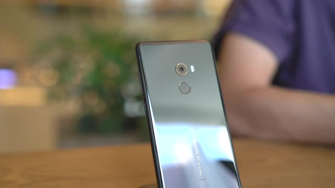 ស្មាតហ្វូនរបស់ក្រុមហ៊ុន Xiaomi MI MIX2 5.99 4G អ៊ីញ (+ + 6GB 64GB 12MP អង្គប្រតិបត្តិការ Snapdragon 835 3400mAh) #06208074