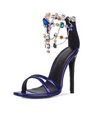 Kristallen sandalen
